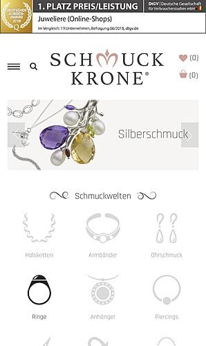 Schmuck Krone