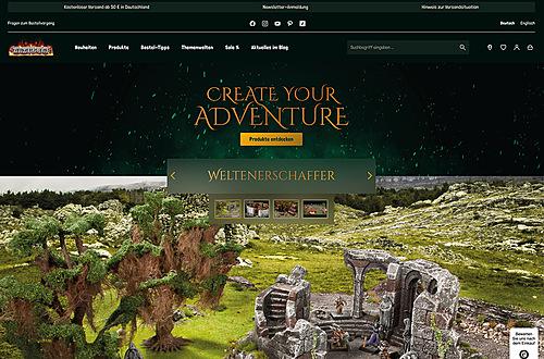 Ziterdes - Create Your Adventure!