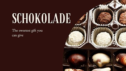 Besondere Schokoladenshops