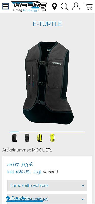 Helite Airbag Systeme Deutschland 3