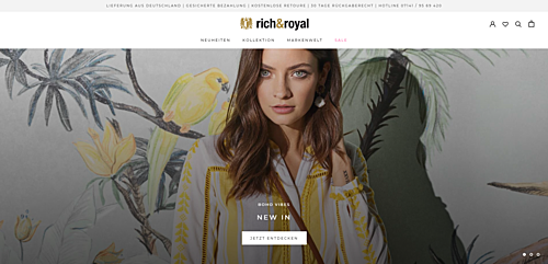 Rich & Royal