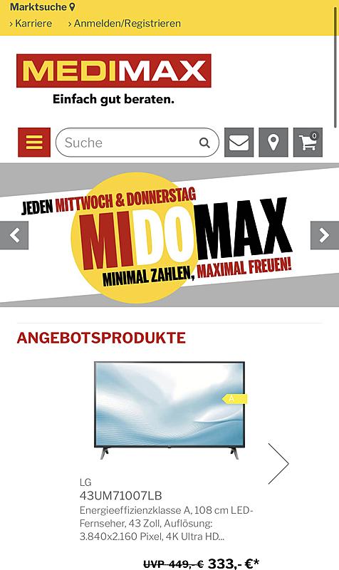 Medimax 1
