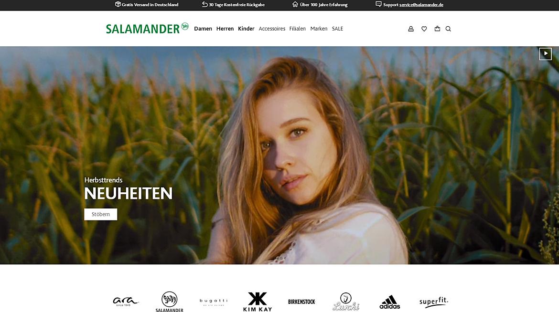 SALAMANDER.de 1