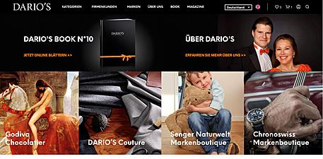 DARIO'S e-Boutique 3