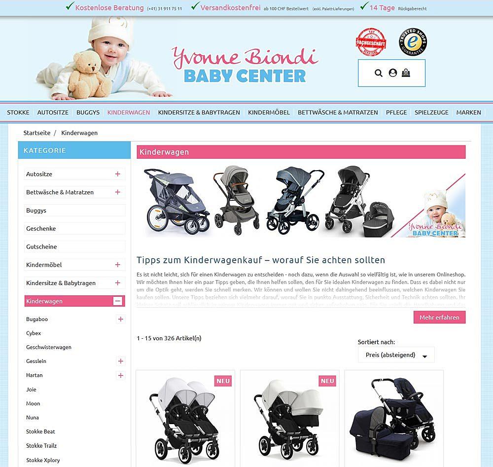 Yvonne Biondi Babycenter 3