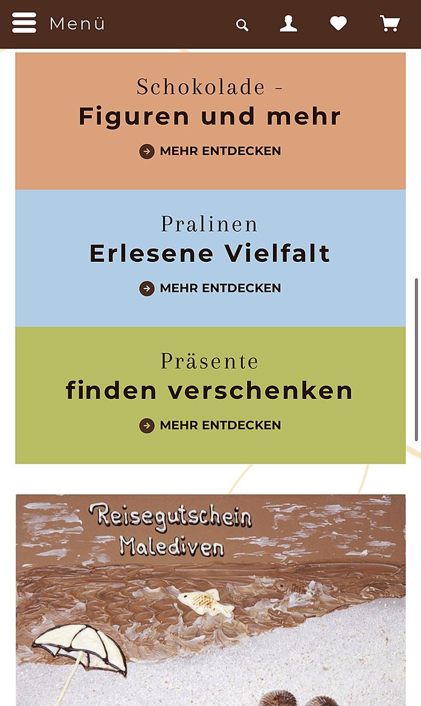 Schokoladenland.de 2