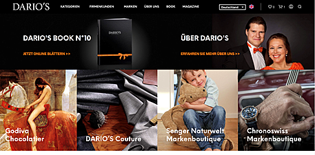 DARIO'S e-Boutique 3