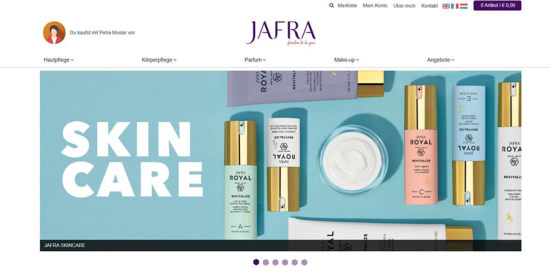 JAFRA Cosmetics International 1