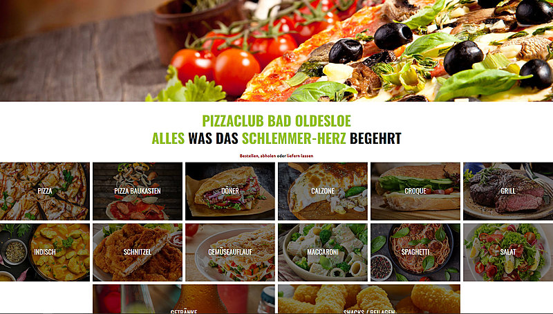 Pizza Club Bad Oldesloe 1