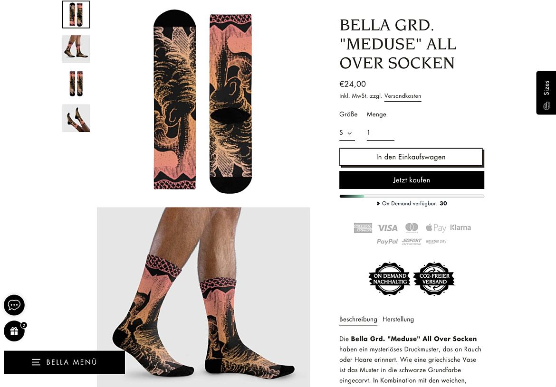 Bella ciao Shop 2
