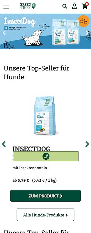 Green Petfood 2