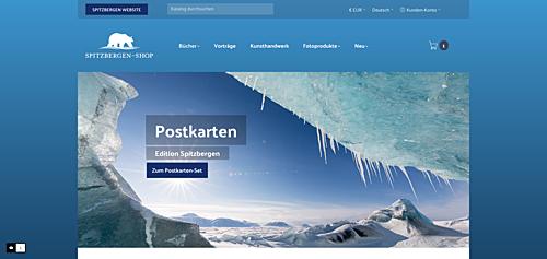Spitzbergen Shop