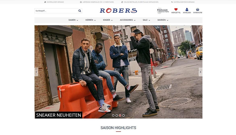 Schuhhaus Robers GmbH & Co. KG 1