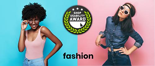 Shop Usability Award 2021: Mode & e-Commerce – das ultimative Traumpaar