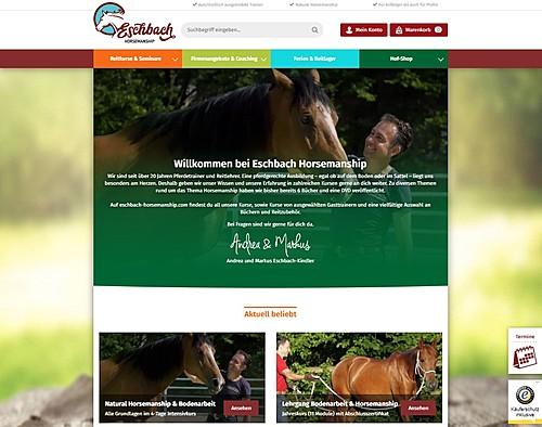 Eschbach Horsemanship