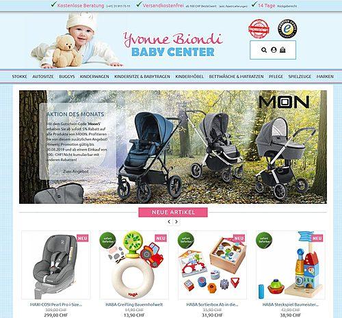Yvonne Biondi Babycenter