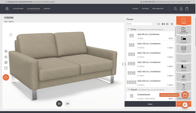 Comfort Polstermöbel Manufaktur 5