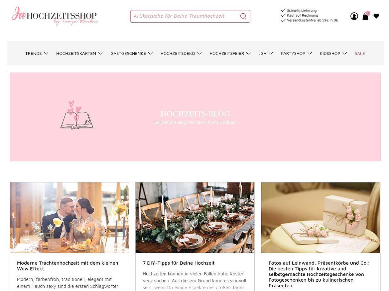 Ja-Hochzeitsshop GmbH & Co. KG 5