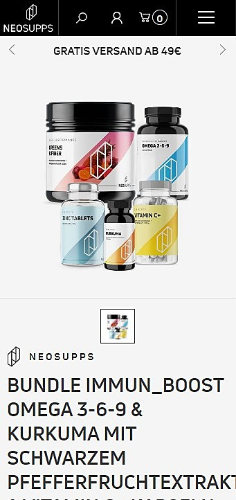 Neosupps 4