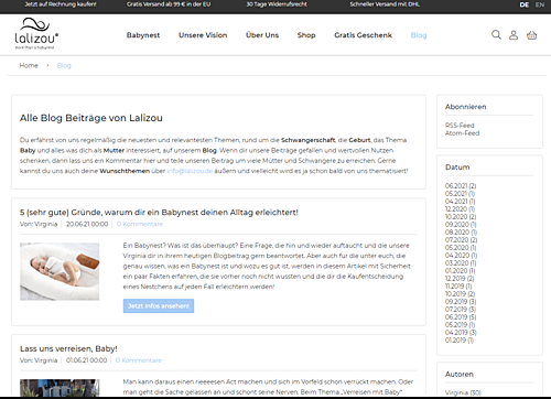 Lalizou GmbH & Co. KG