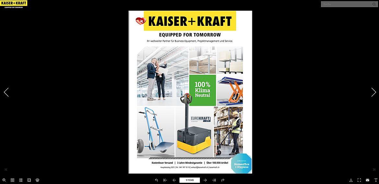 Kaiser + Kraft  5