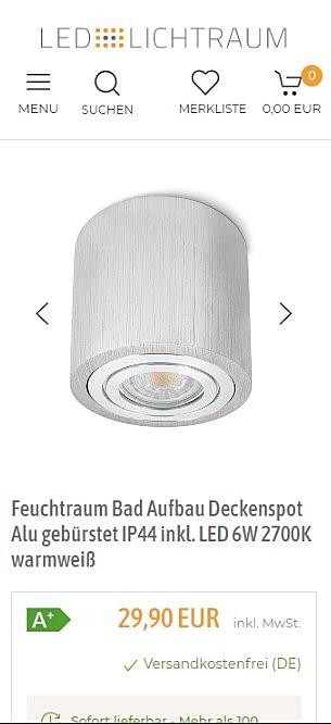 LED Lichtraum 4