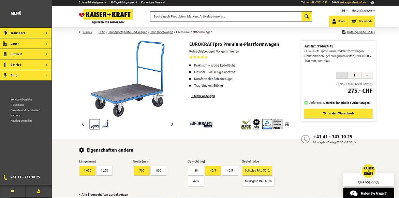 Kaiser + Kraft  4