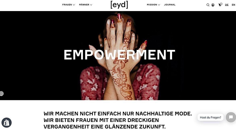 EYD Clothing 1