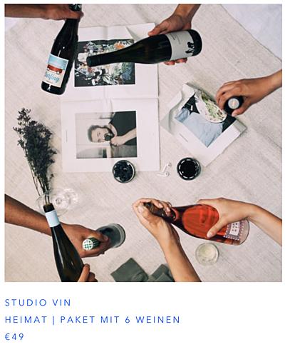 Studio vin