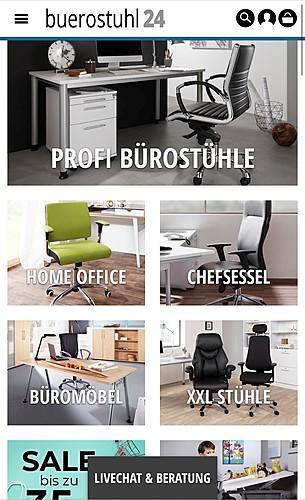 Bürostuhl 24