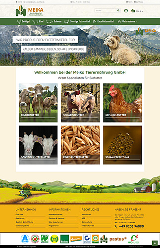 MEIKA Tierernährung GmbH