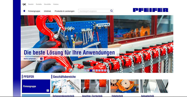 PFEIFER Holding GmbH & Co. KG 1