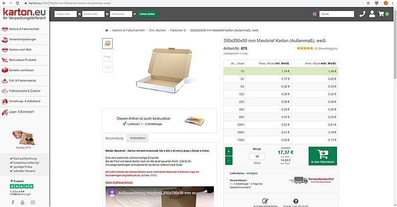 IPS Karton.eu GmbH & Co. KG 1
