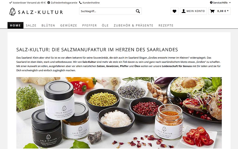 Salz-Kultur 1