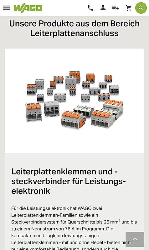 WAGO Kontakttechnik GmbH & Co. KG 4