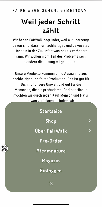 FairWalk 6