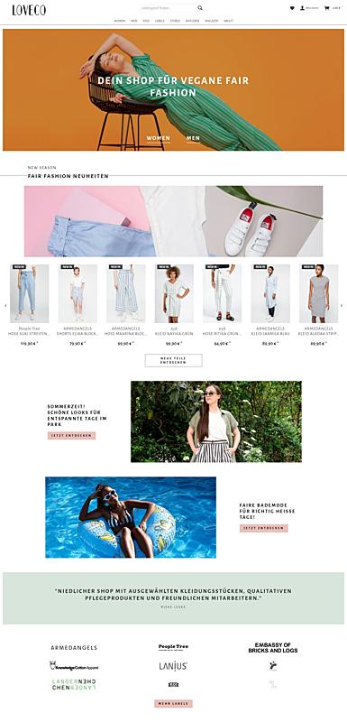 LOVECO - Fair Fashion Shop 1