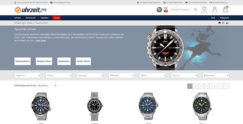 Uhrzeit.org GmbH 1