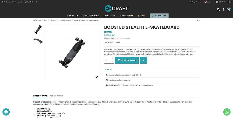 E-Craft 7