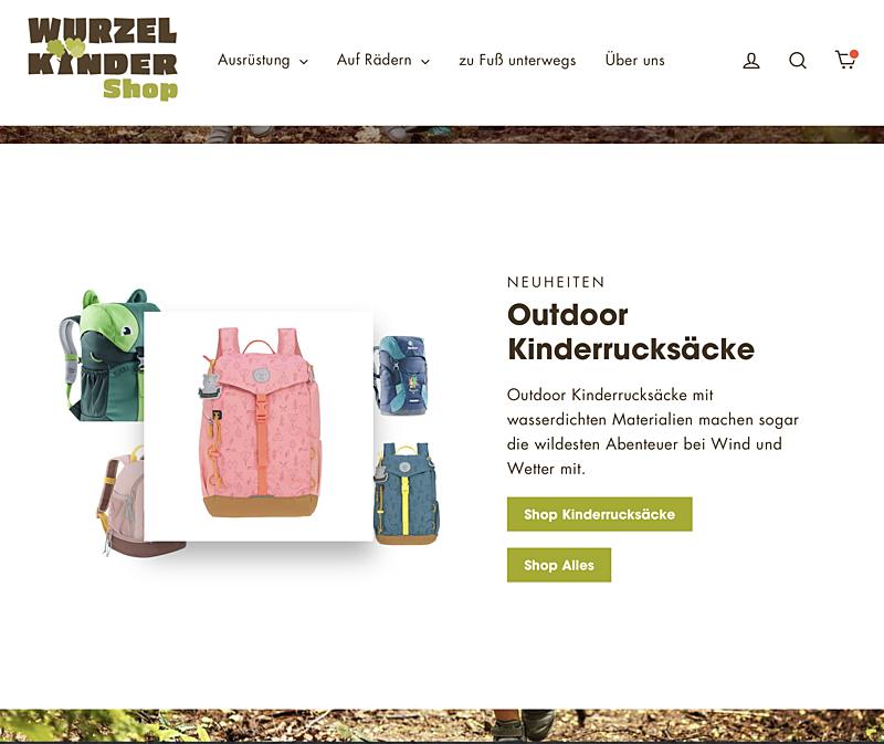 WURZELKINDER Shop 7