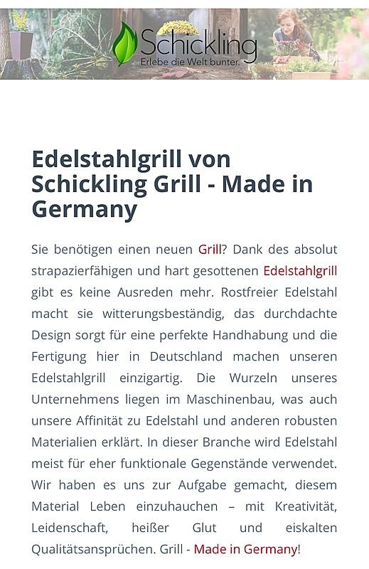 Schickling Grill 3