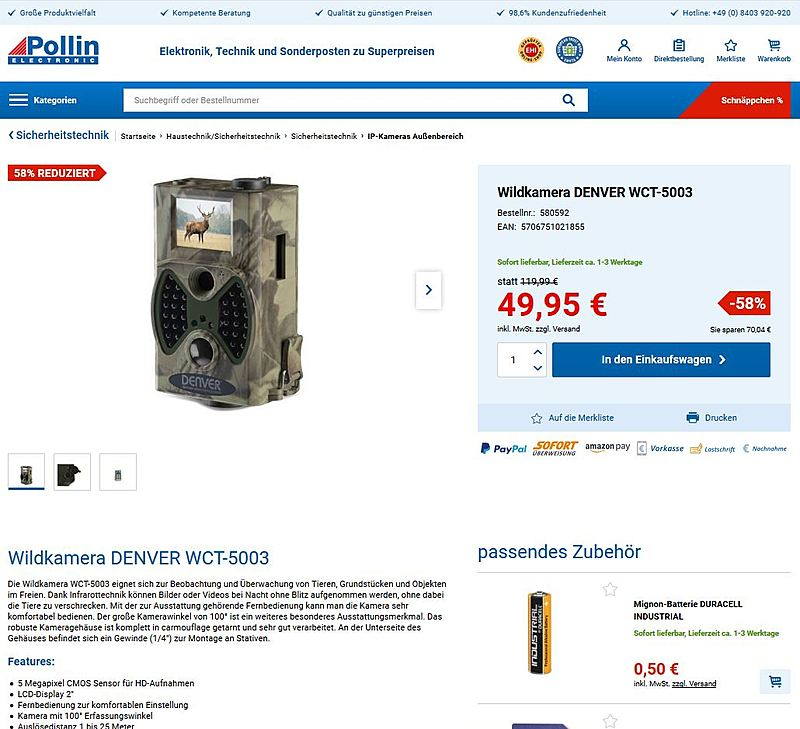 Pollin Electronic GmbH 3