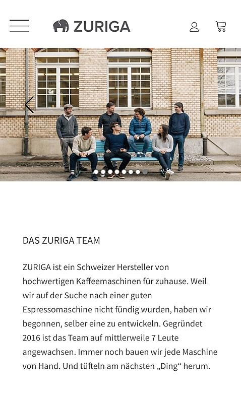 ZURIGA  2