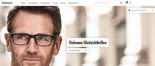 Fielmann verkauft endlich online – mit Shopify