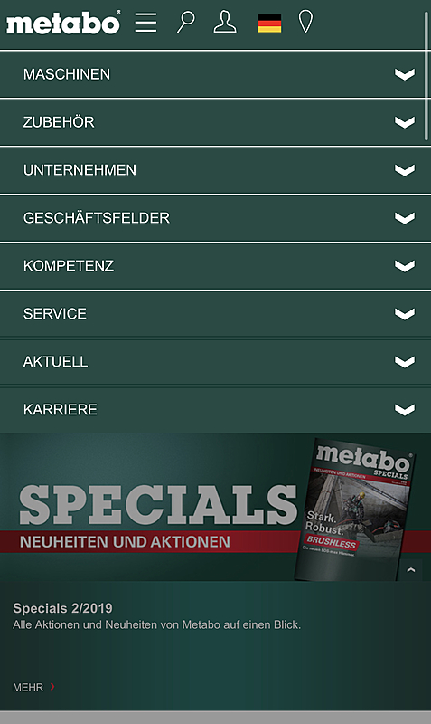 Metabo 3