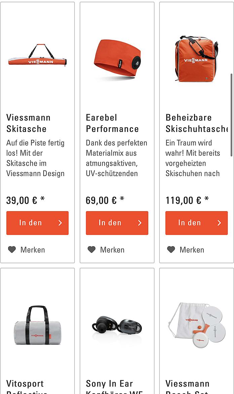 Viessmann Selection 4