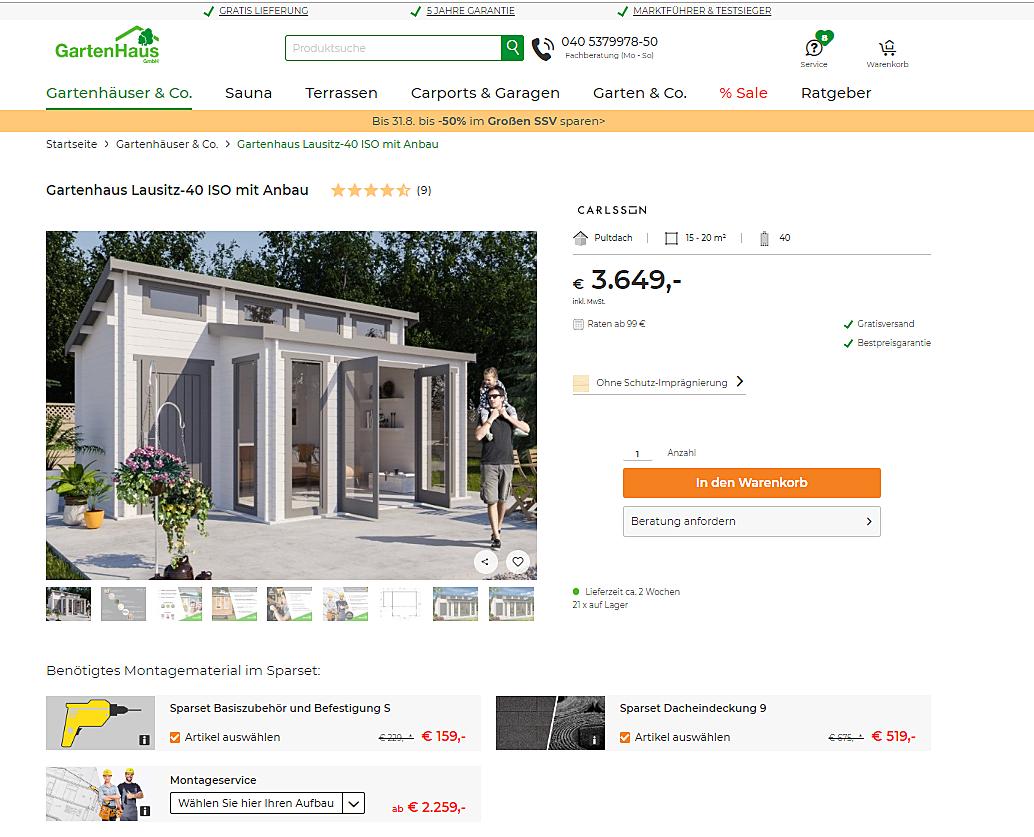 A-Z GartenHaus GmbH 3