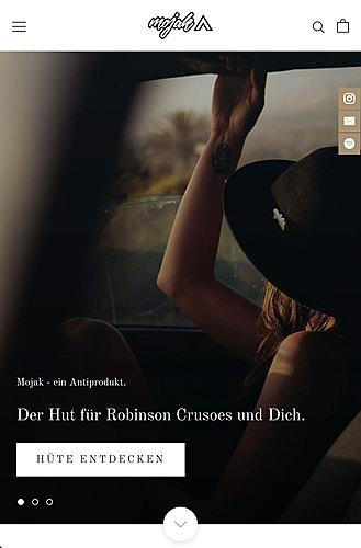 Mojak - Der Hut für den Roadtrip deines Lebens
