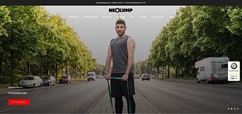NEOLYMP - Fitnessgeräte und Zubehör