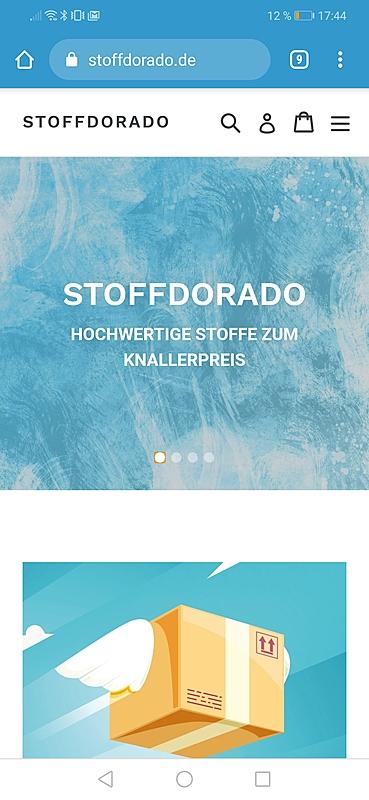 Stoffdorado 1